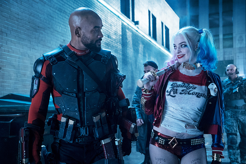 Suicide Squad Reboot James Gunn Cast List
