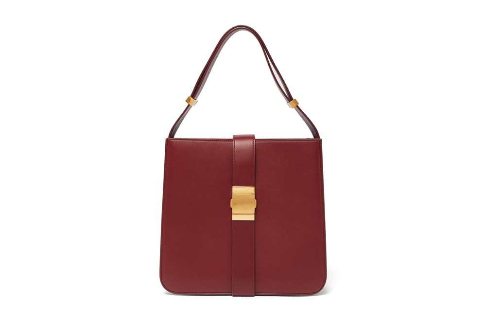 The Marie Nappa Leather Bag