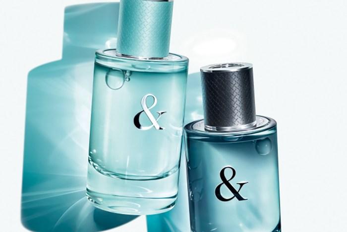 以香水代替珠寶訂情!Tiffany & Co. 推出全新 Tiffany & Love 香水