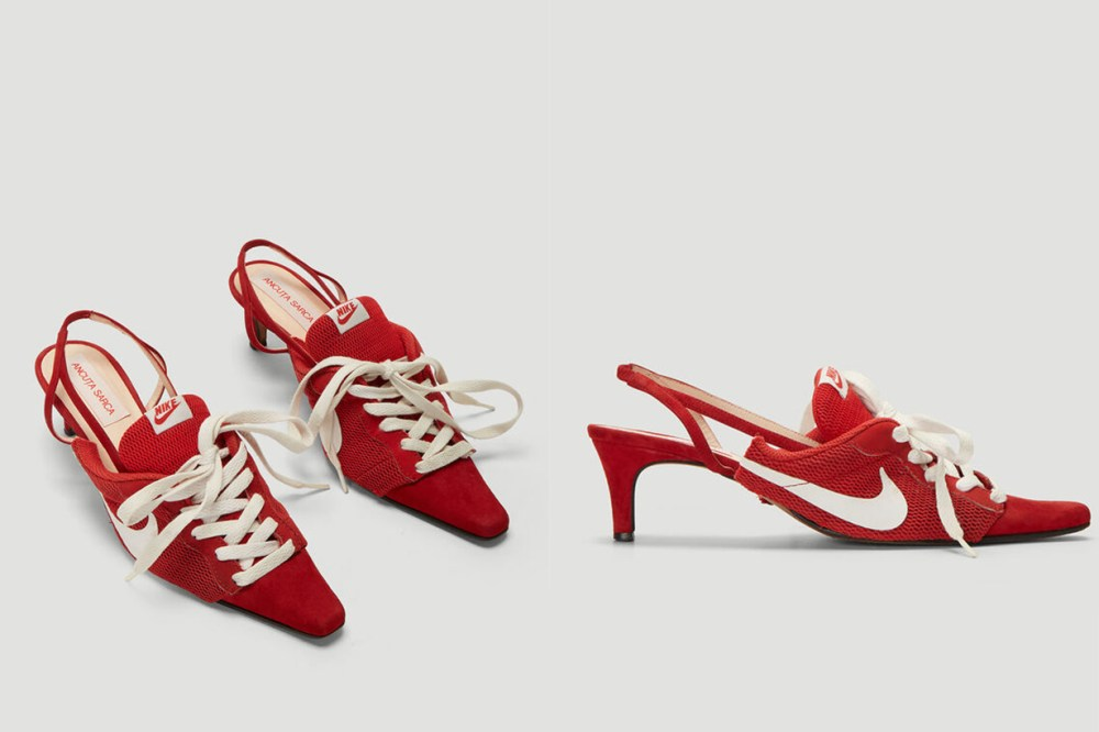 Upcycled-Kitten-Heels-in-Red