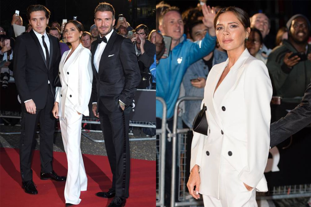 Victoria Beckham Red Carpet Look