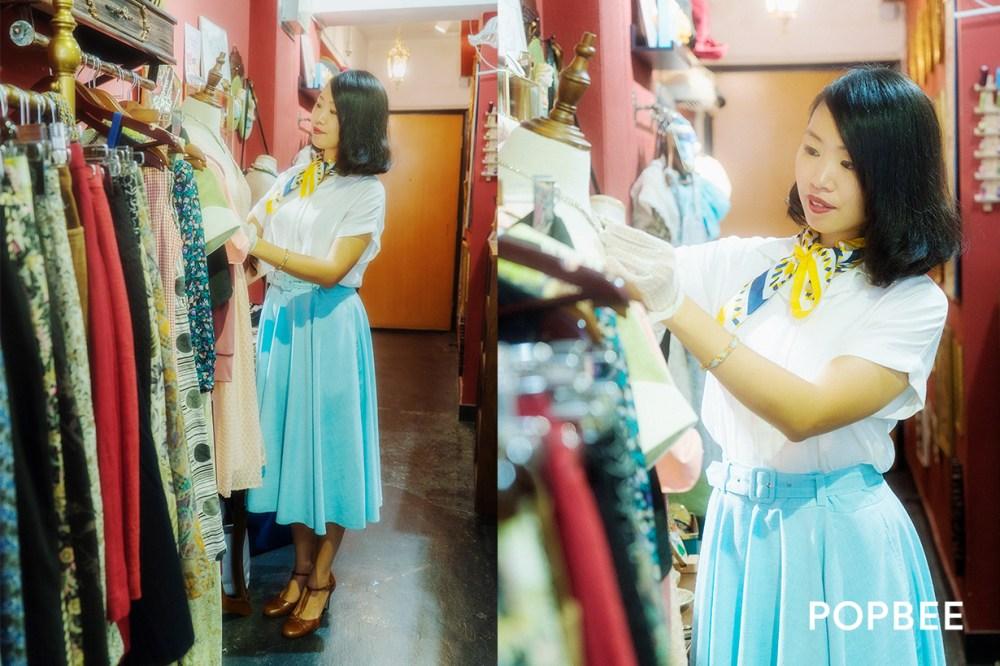 Hong Kong Vintage Store Owner