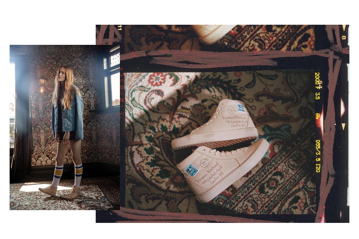 Vivienne Westwood x Vans 2019 collection