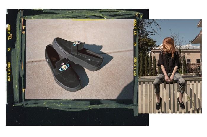 專為叛逆女生而設,Vivienne Westwood x Vans 再度推出聯乘系列!