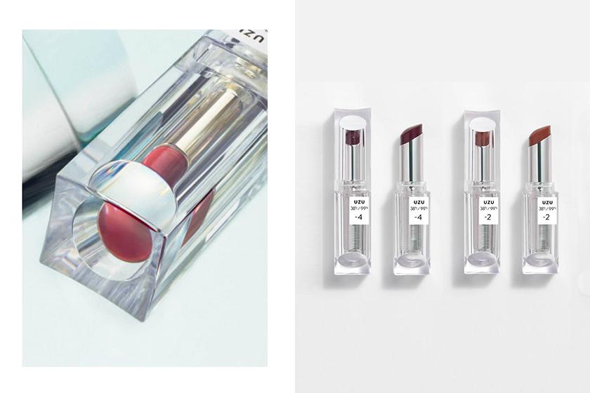 UZU BY FLOWFUSHI 38℃ 99℉ Lipstick Collection