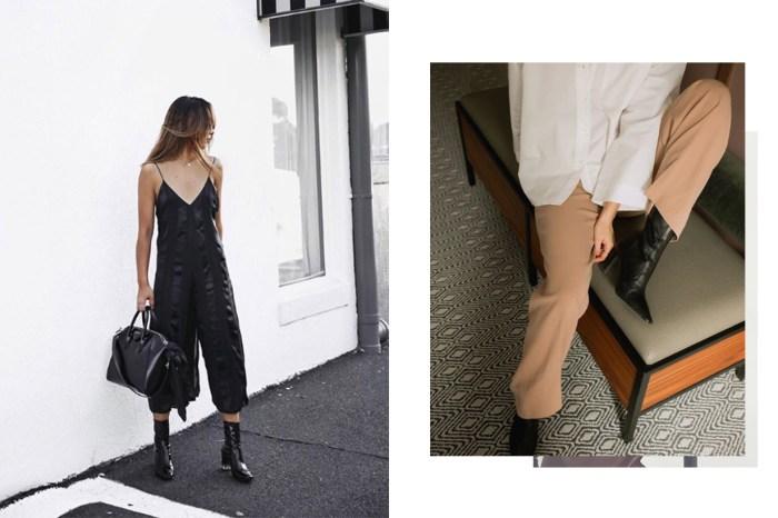 外國編輯私藏清單:除了 Zara,她們都買這家品牌的靴子!