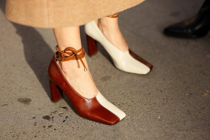#PFW:10 對最流行返工鞋款,巴黎街拍是最好的「上班服教典」!