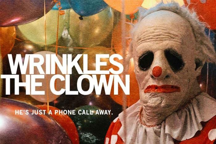一通電話即到!《Wrinkles the Clown》紀錄片揭開讓美國孩子驚慌的小丑真面目!
