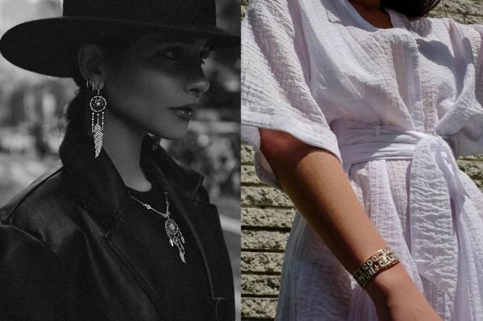 愜意的南法浪漫:這家來自摩納哥的首飾品牌,為何會如此風靡歐美時尚圈?