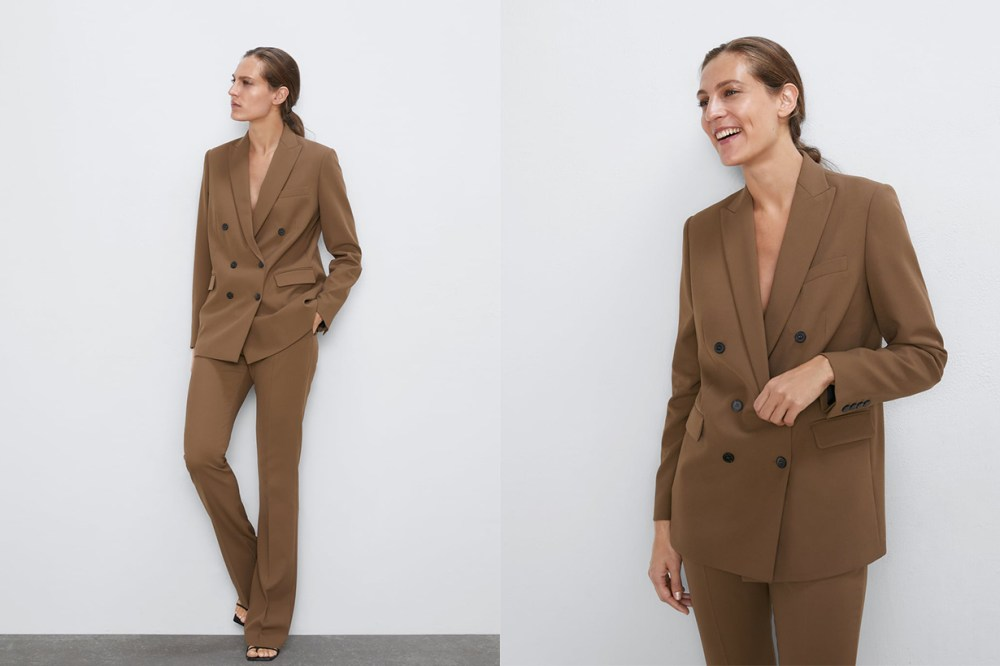 Zara Brown Color Trend