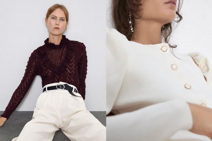 你以為乏味平庸?Zara 預告 3 大經典色才是秋季最流行!