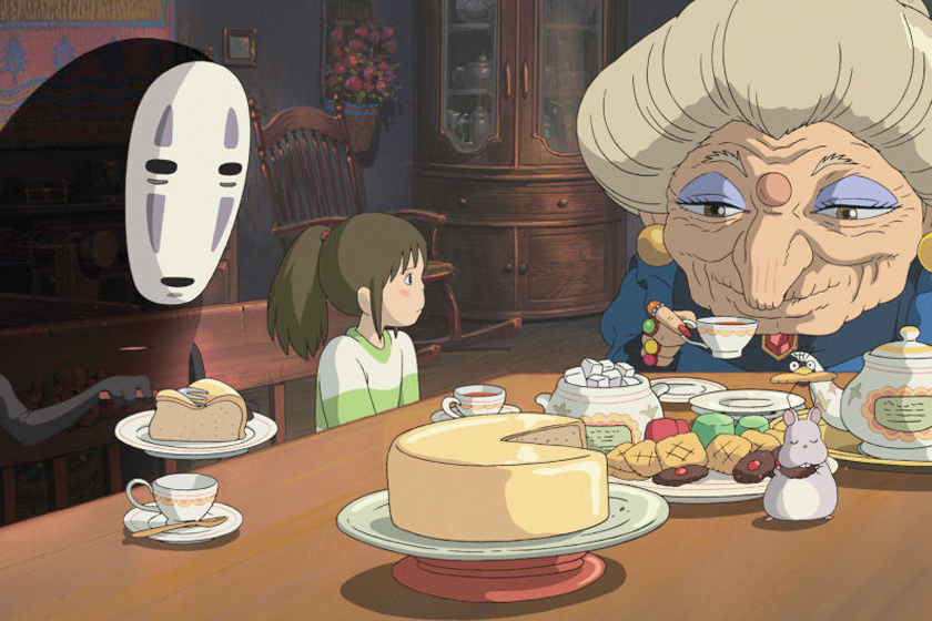 Studio Ghibli streaming netflix apple tv+ reason