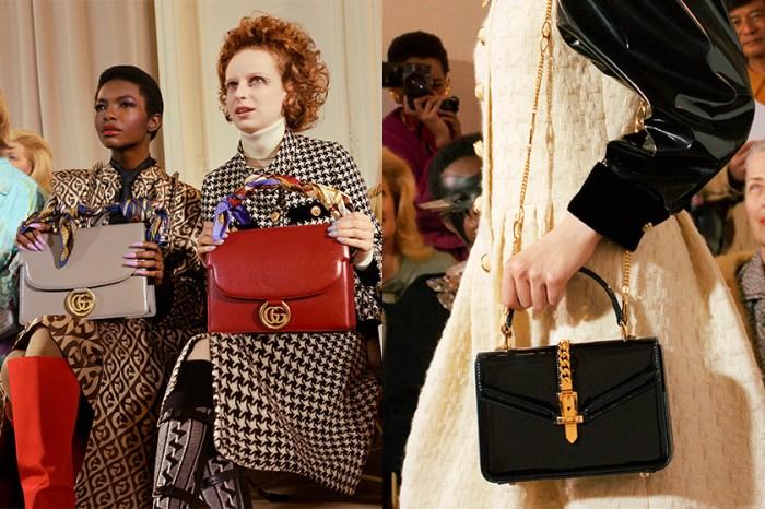 女生需要一個能完美應對任何場合的百搭手袋,Gucci 新推這兩款就是你的最佳選擇!
