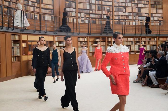 學懂時裝,由學懂欣賞 Haute Couture 開始!Chanel 女生今季展現了滿滿的文藝氣質
