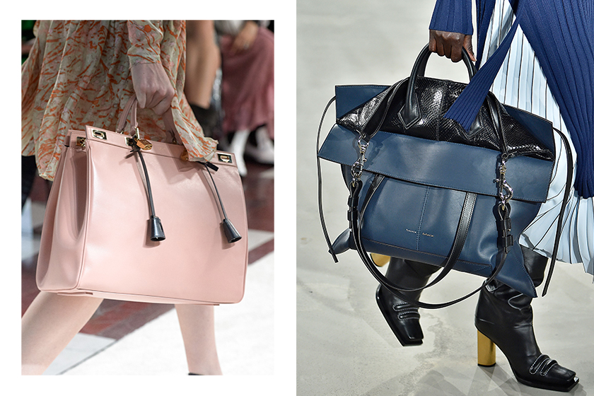 2019 fall winter handbags trend