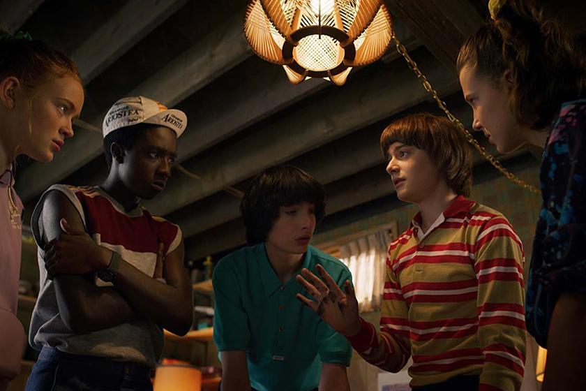 Netflix Stranger Things 4 Official Announcement