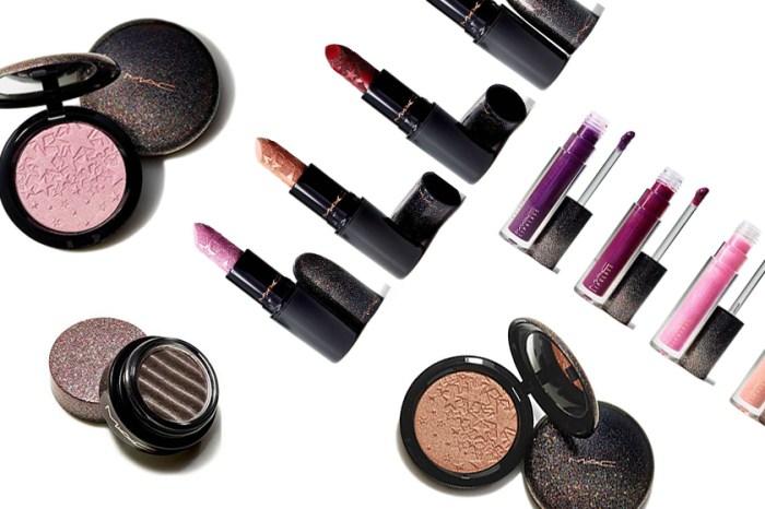 撒入滿天星斗:搶先看 M.A.C Cosmetics 聖誕節限量的極美彩妝系列!