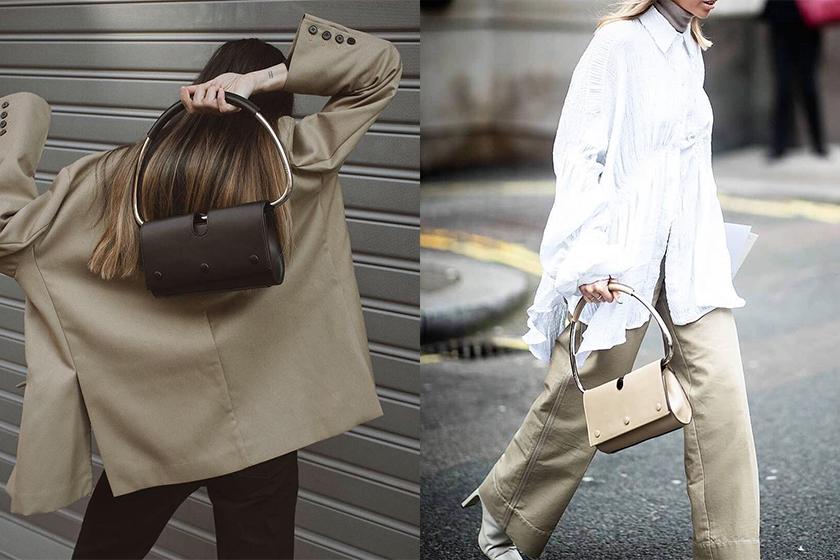 STEE Estelle Orilland Mini NEO Ring Bag Street Snap