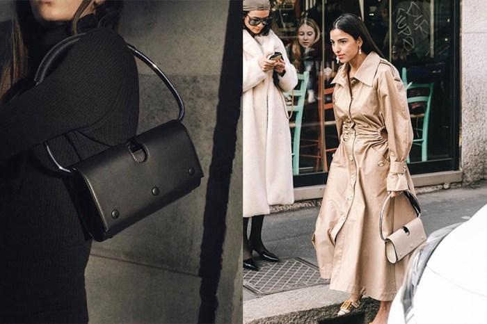 時裝週街拍裡最吸睛的新角色:擄獲一眾時尚人的STÉE 這款手袋你不能不認識!