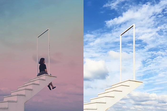 #POPSPOTS in Jeju:通往藍天的夢幻階梯,映襯背後遼闊海景,成為韓國女生的打卡熱點!