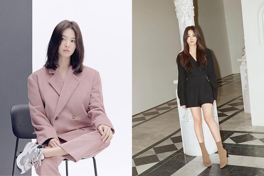 Song Hye Kyo Instagram Post