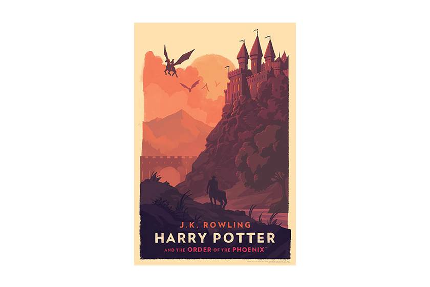 Harry Potter Sverige Olly Moss Book Cover