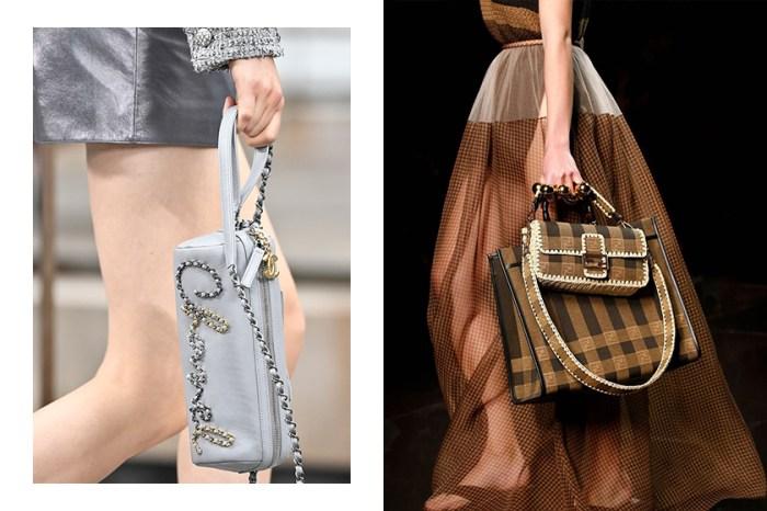 巨大手袋即將回歸?一覽 SS20 時裝週 99+ 迷人手袋,誰會成為下一季 It Bag!