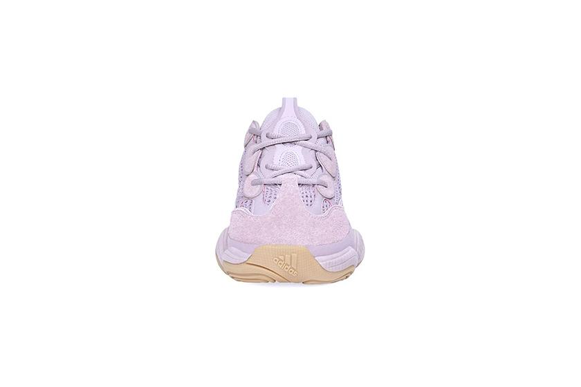 yeezy-500 Soft Vision lavender Pink Sneaker