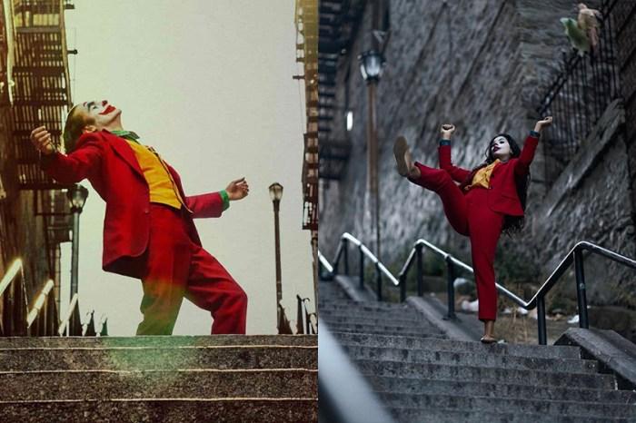 紐約又有新景點:《Joker》電影中這條看似平凡的樓梯成了影迷打卡勝地!