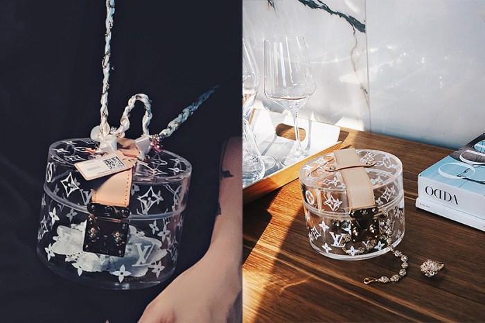 綁上絲巾就能變成手袋:Louis Vuitton 這款絕美珠寶盒成為 Instagram 熱議話題!