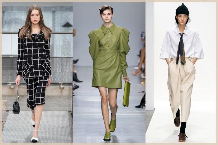 倫敦、米蘭、巴黎天橋報告:時尚達人必讀,2020 春夏流行 9 大元素