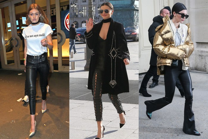 這個新名字將 Gigi Hadid  和 Miranda Kerr 都迷倒了 ,又一個星級品牌誕生