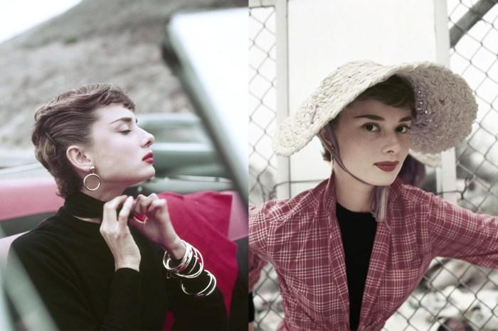 優雅倩影:6 位攝影師操刀,Audrey Hepburn 珍貴照片在新書曝光