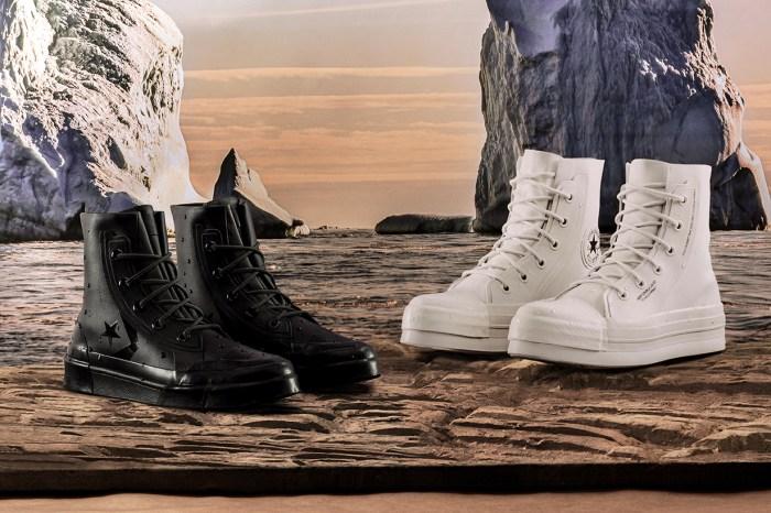 Ambush 為 Converse 重塑經典,推出下一雙充滿話題的運動鞋