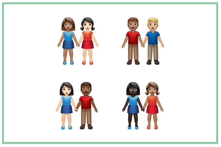 apple ios 13.2 beta new emojis iphone unicode update inclusivity tech