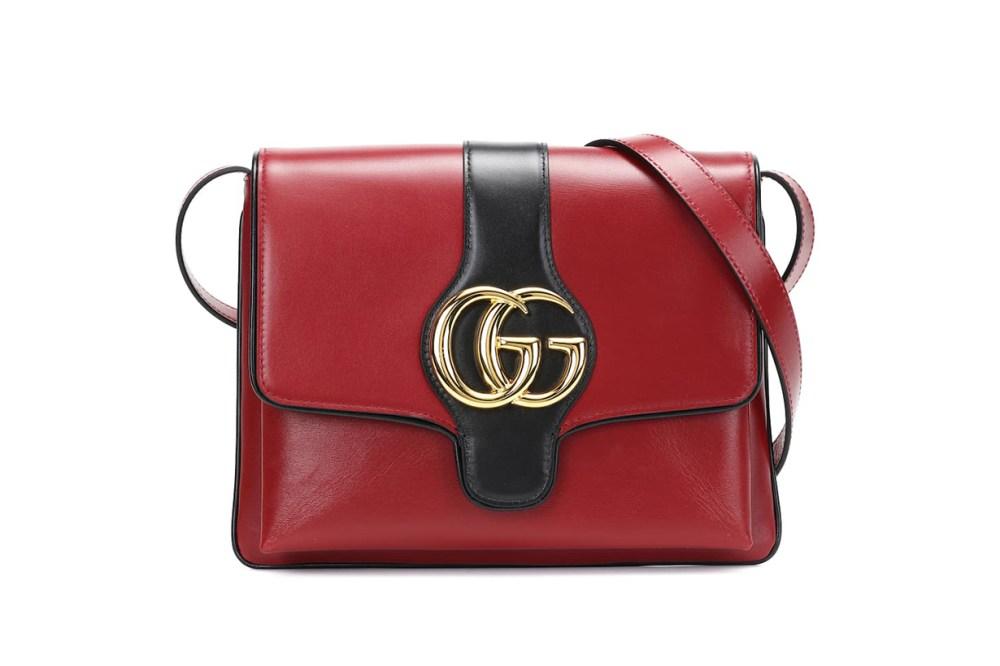 Arli Medium Leather Shoulder Bag
