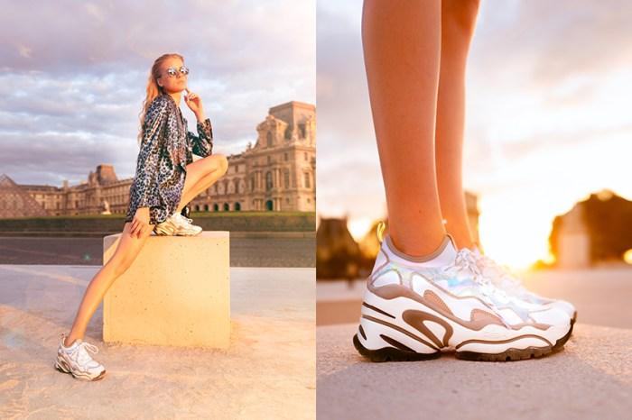 深受時尚達人力捧,女生今季要有的人氣波鞋就是這幾雙!