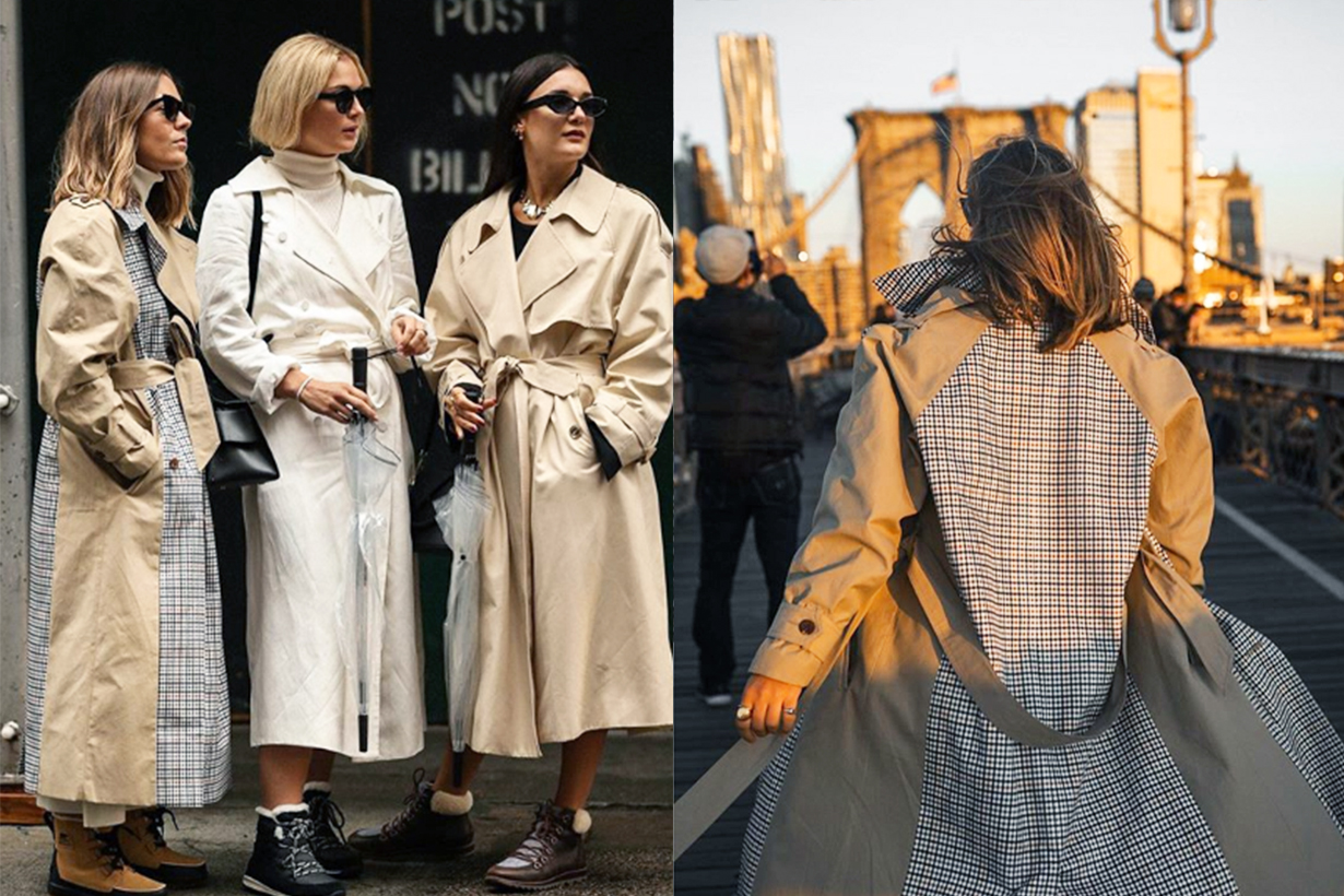 ASOS' Best-Selling Trench Coat of 2019