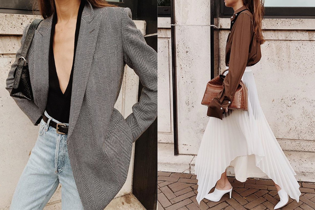 Autumn Capsule Wardrobe: 8 Pieces for the Perfect Capsule