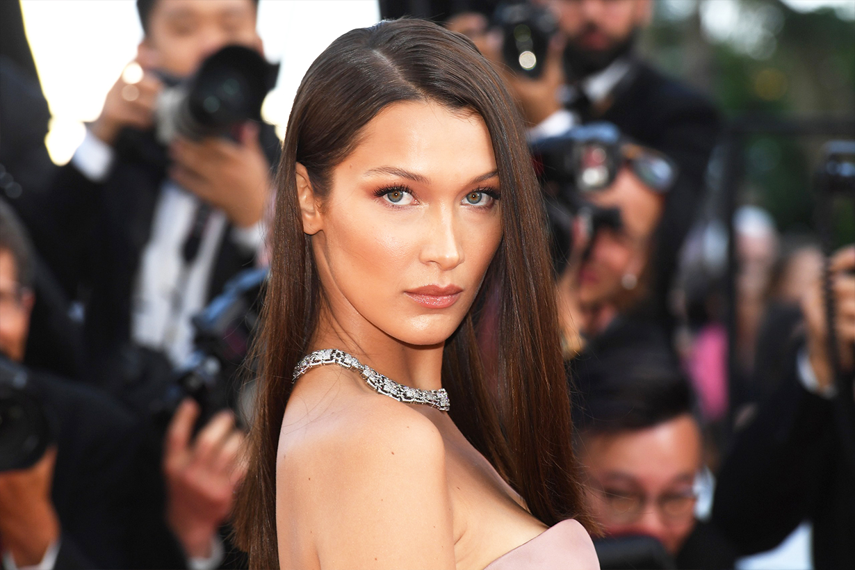 Bella Hadid is the World's Most Beautiful Woman