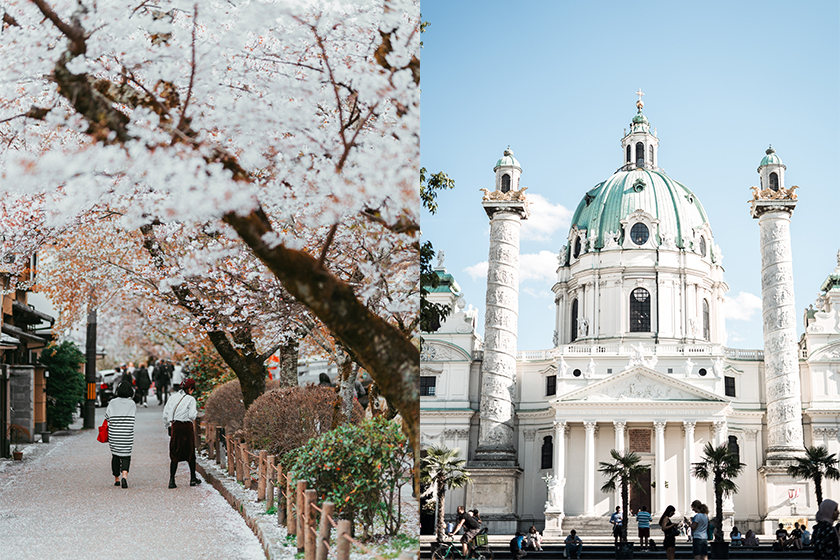 best cities in the world 2019 readers choice awards CondéNast Traveler