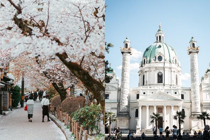 全球最佳城市排行榜出爐!想不到亞洲地區會如此受歡迎呢!