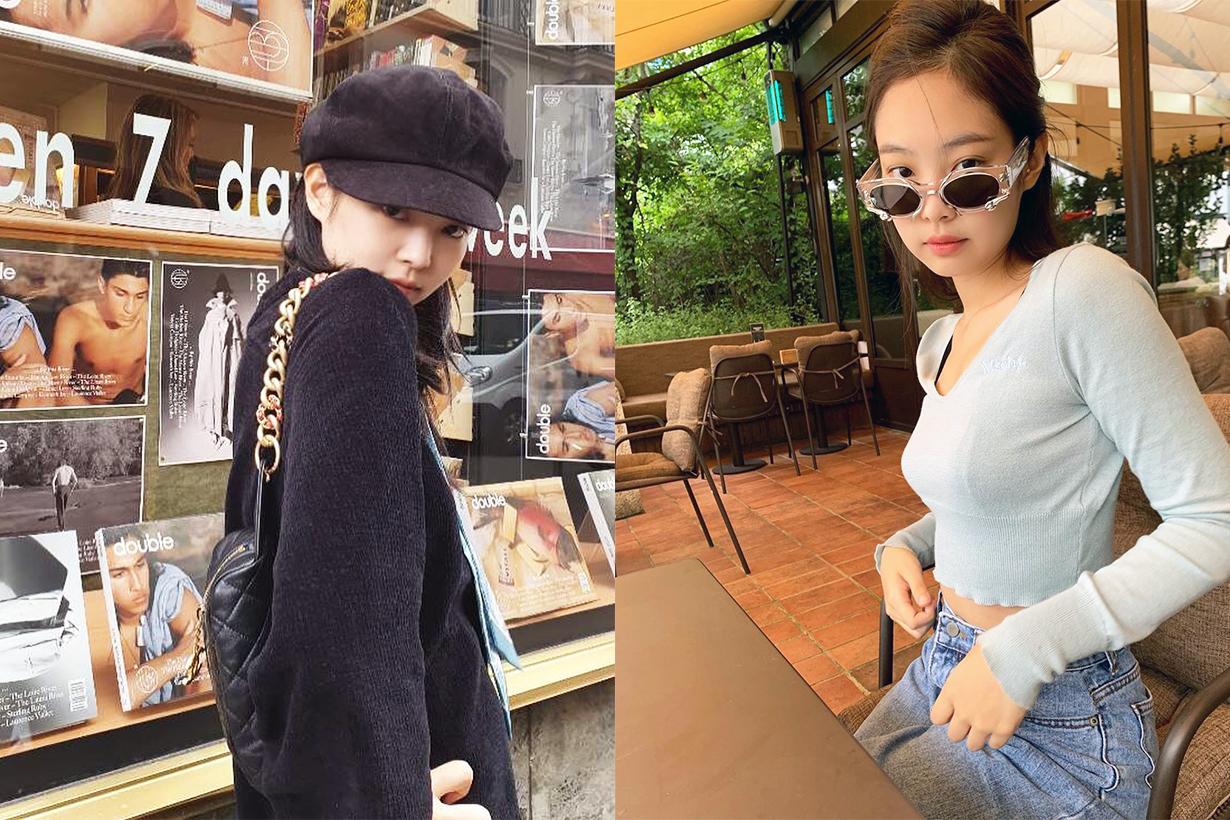 BLACKPINK Jennie Jisoo Lisa Rose Paris Fashion Week 2019 PFW Chanel Show Spring Summer 2020 SS20 Korean Idols celebrities singers girls bands