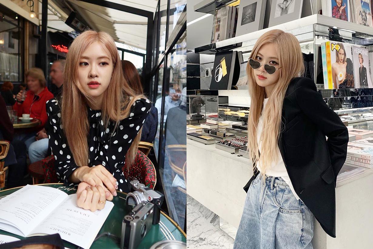 BLACKPINK Rose Jennie Lisa Jisoo Sign Language Olens Fans Meeting k pop korean idols celebrities singers girl bands