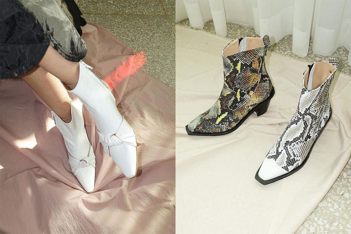 Reike Nen korea shoes brand boots for fall 2019