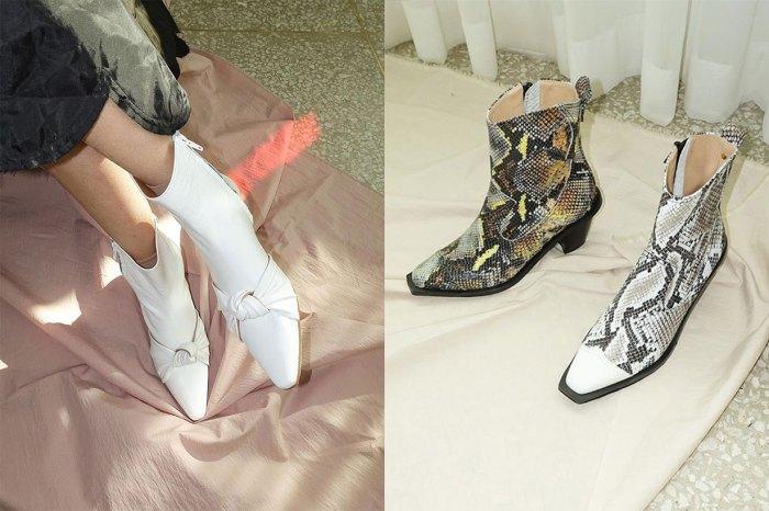 正物色靴子的女孩看進來!這韓國小眾鞋牌高級感滿滿