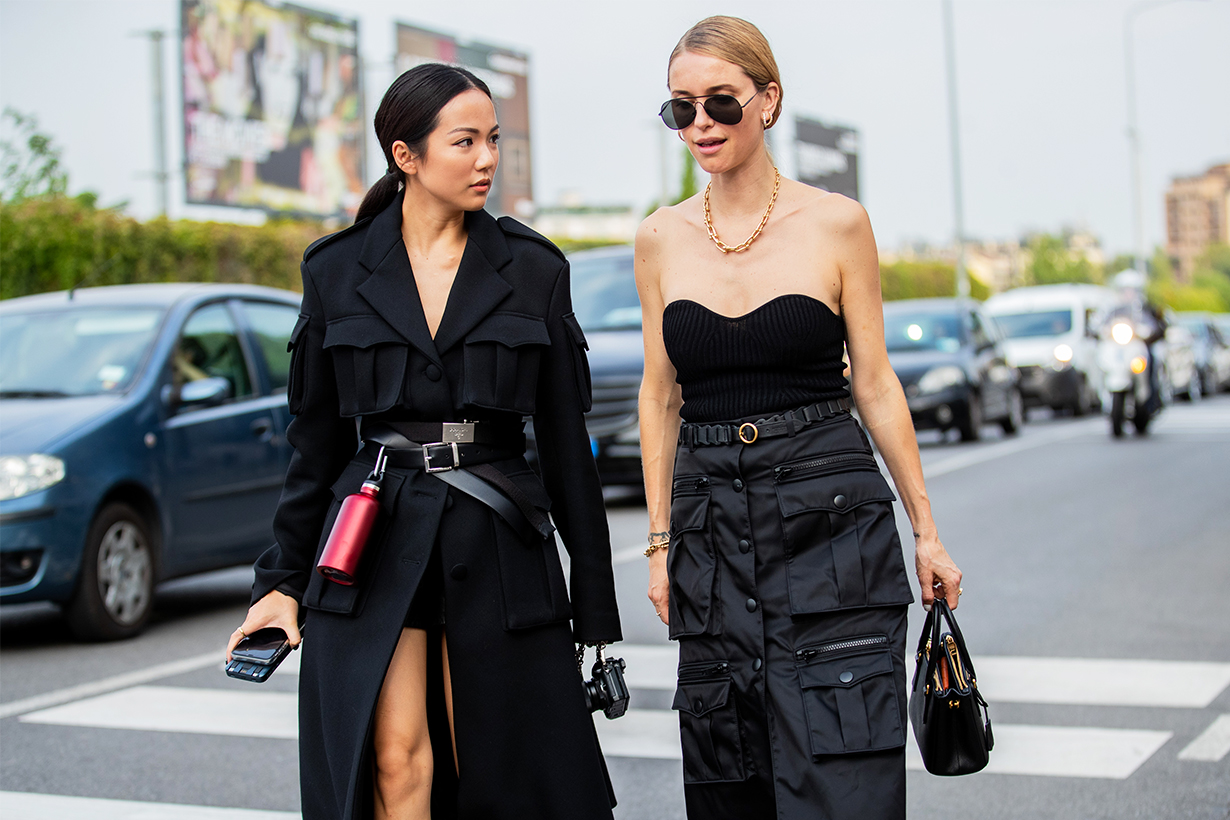 Cargo Skirts Trend 2019 Fall