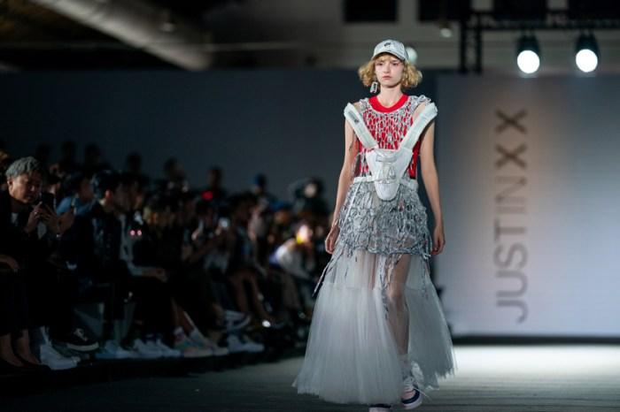 走進台北時裝週:Nike 攜手設計師周裕穎,再製運動員的服裝配件賦予全新力量!