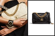 Chanel 最新手袋 —— 19 Bag,關於它的 10 件事……