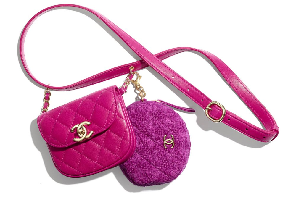Chanel-coin-belt-bag